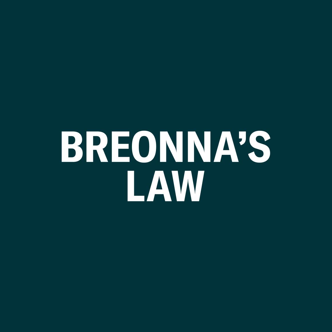 Breonna's Law Lobby Day