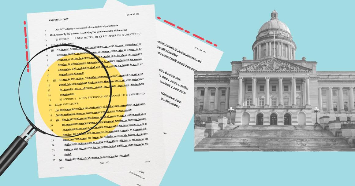 Legislation Page Main Graphic