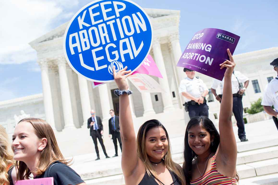 Keep Abortion Legal SCOTUS