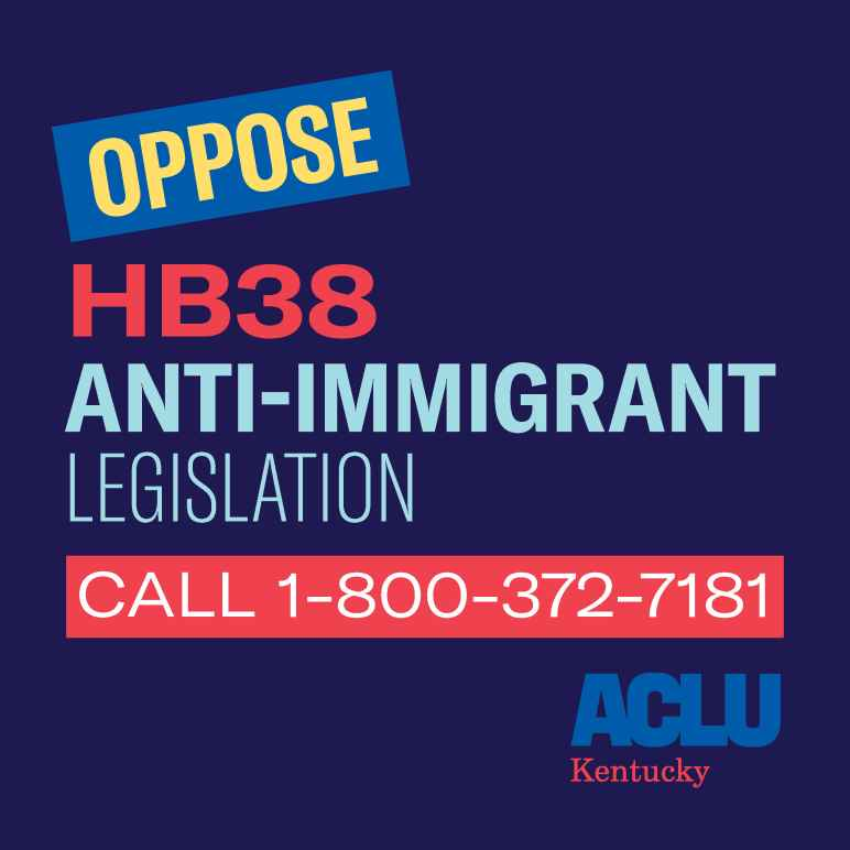Call 1-800-372-7181 to oppose anti-immigrant legislation