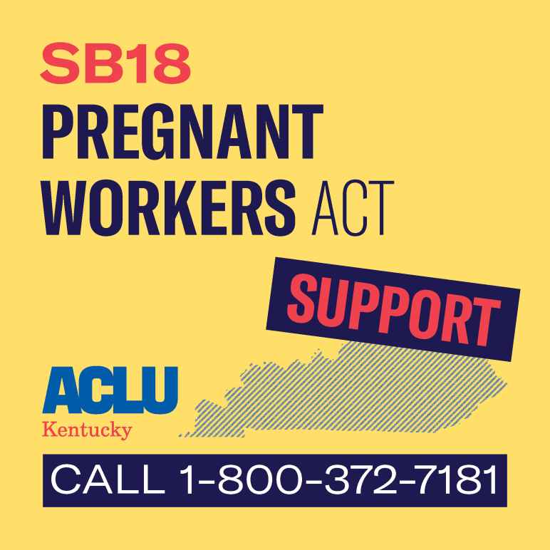 Call 1-800-372-7181 to support the pregnant workers act