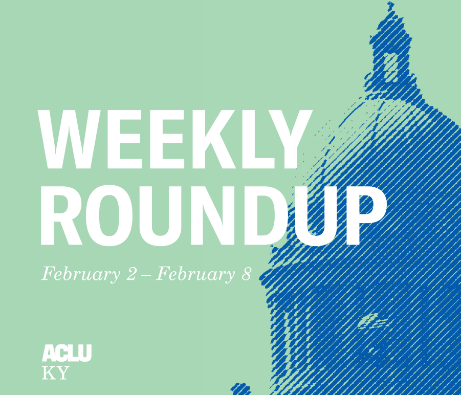Weekly Roundup Feb 7