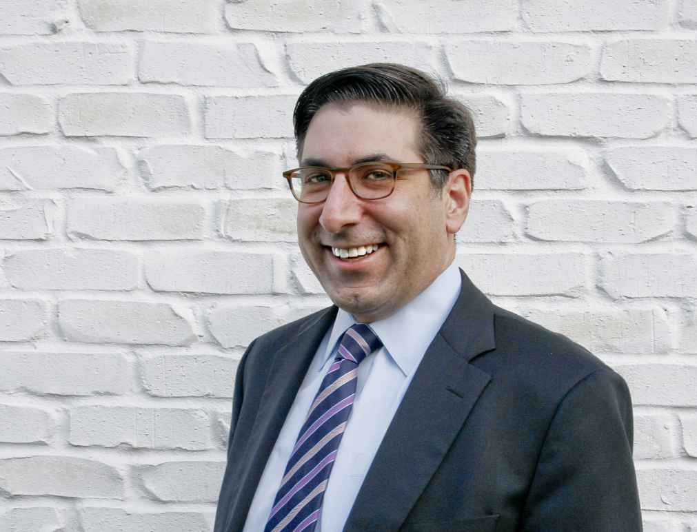 Photo of ACLU-KY Legal Director Corey Shapiro