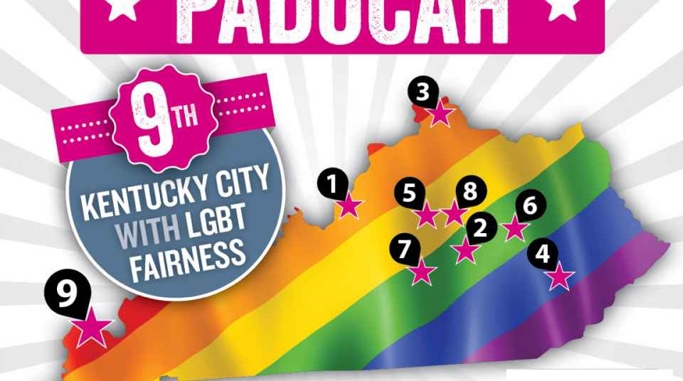 Paducah Becomes Kentucky's 9th City with LGBT Fairness | ACLU of
