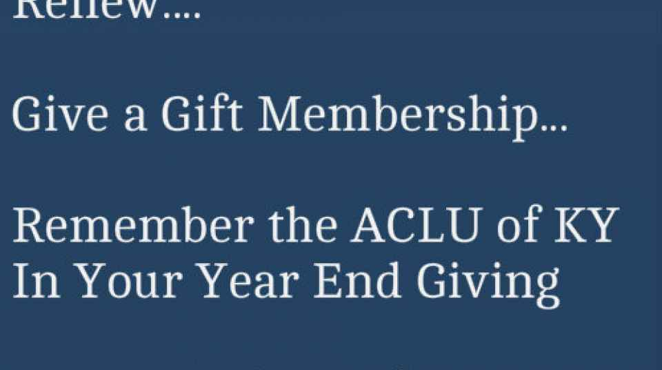 Give a Gift Membership.