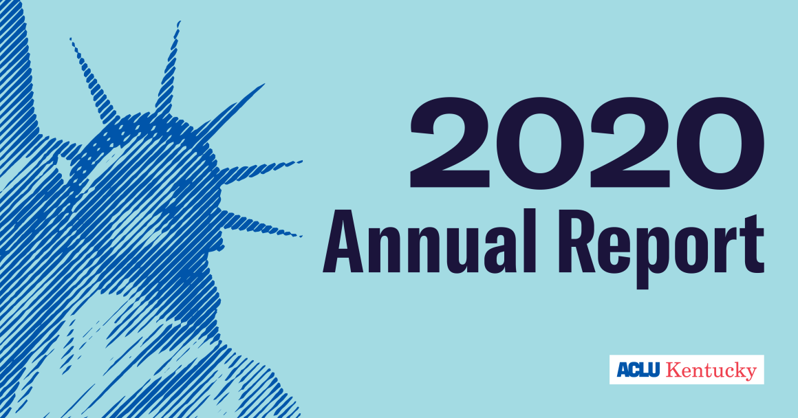 2020 Annual Report Carousel Graphic