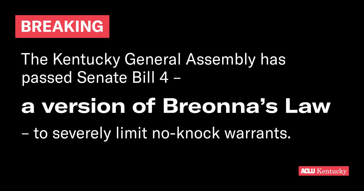 Senate Bill 4 Final Passage